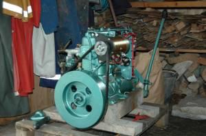 Motor Albin O-11