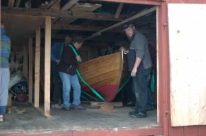 Dags för sjösättning