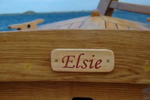 Varför Elsie...