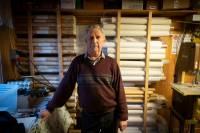 Bertil preserves the boat culture