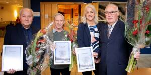 Karlskrona municipality cultural award